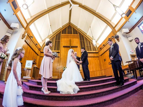 Brittany & Josh Wedding Timelapse