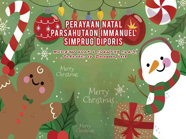181215 | Perayaan Natal Parsahutaon Immanuel Simprug Diporis