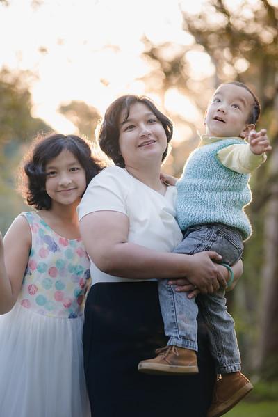 Amina Family