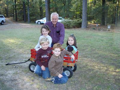 Family Time at Hugh & Gloria's