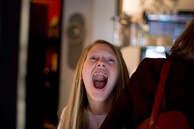 20070126-Rachel Bat Mitzvah-around town