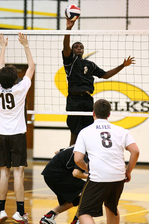 2012 Centerville High School Boys Volleyball