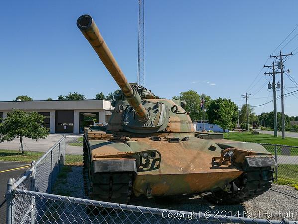VFW Post 2780 - Traverse City, MI - M60A0