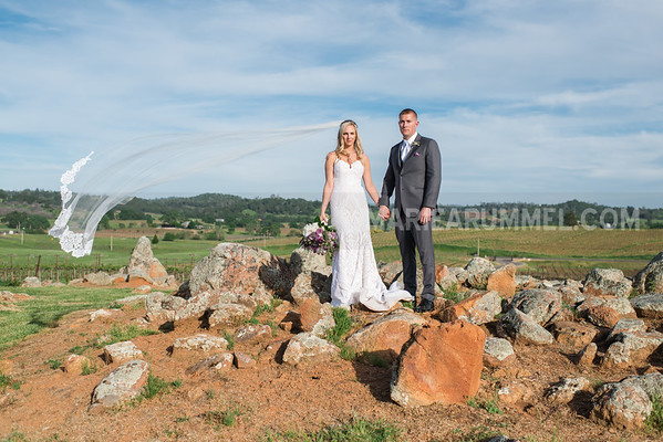 Steven and Natalie: Helwig Winery