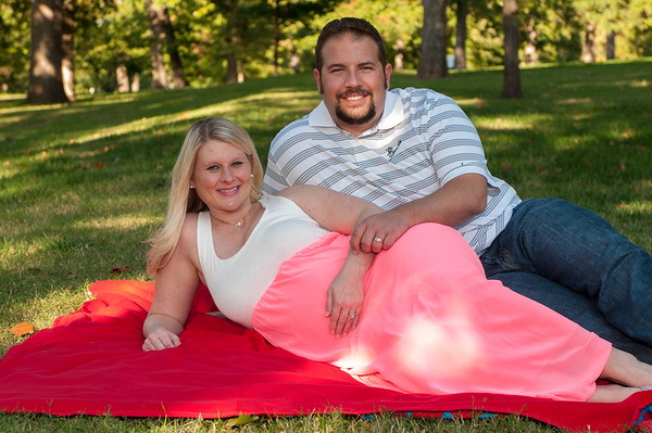 Michael and Michelle Griffin Maternity