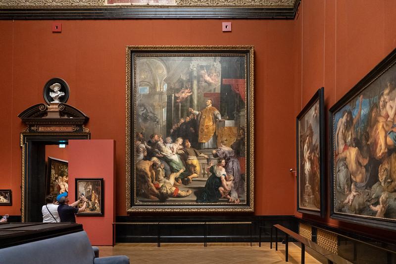 Vienna Museum of Fine Arts gallery