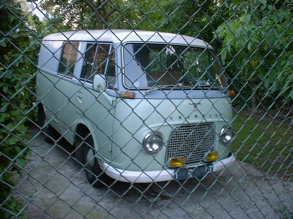 Ford Taunus Transit FK1000