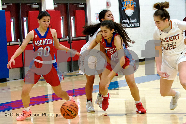 Lady Titans Winter Hoops Classic Day 2 - 12-28-2018
