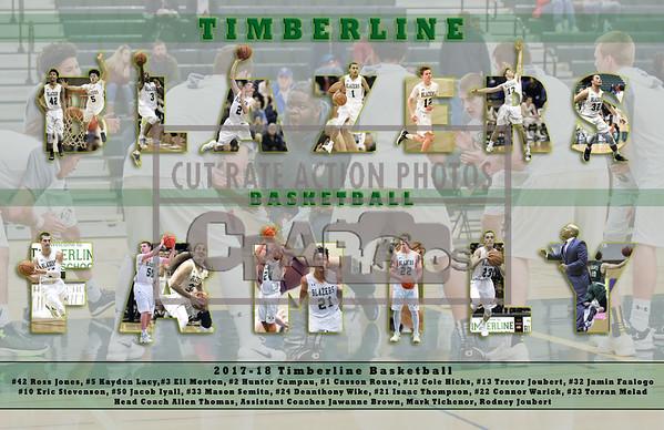 Timberline 2018 Blazers