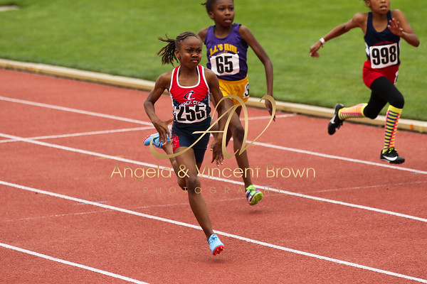 100m Finals