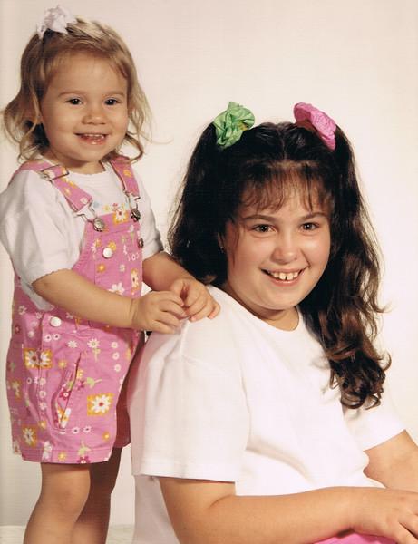 PHOTO - The Girls - Alexandria and Jaime - 1998 (2).jpg