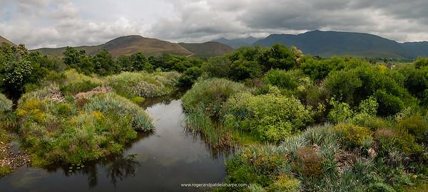 Greyton Riviersonderend River Pass Loop eBike Photographs
