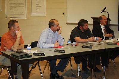 TASD Budget Meeting, TMS, Tamaqua (3-14-2012)