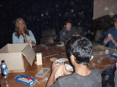 Kubb Craft Explorers November 2011