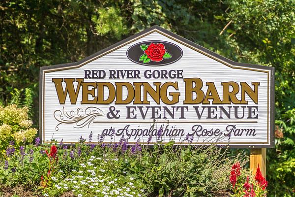 Barker Castle Wedding