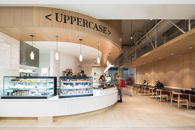 Award of Merit - Uppercase Cafe - Food + Beverage