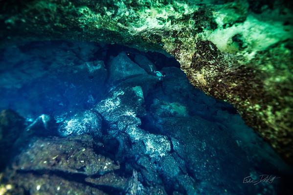 4-9 Cenote Azul