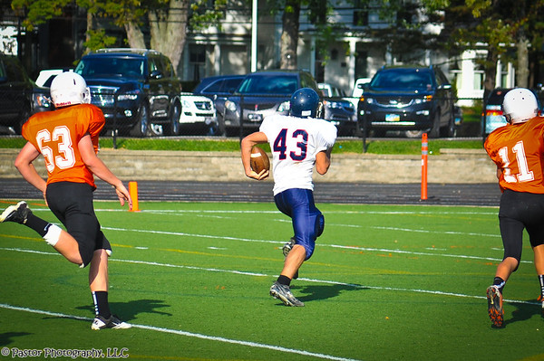 WGMS 8th Grade Football