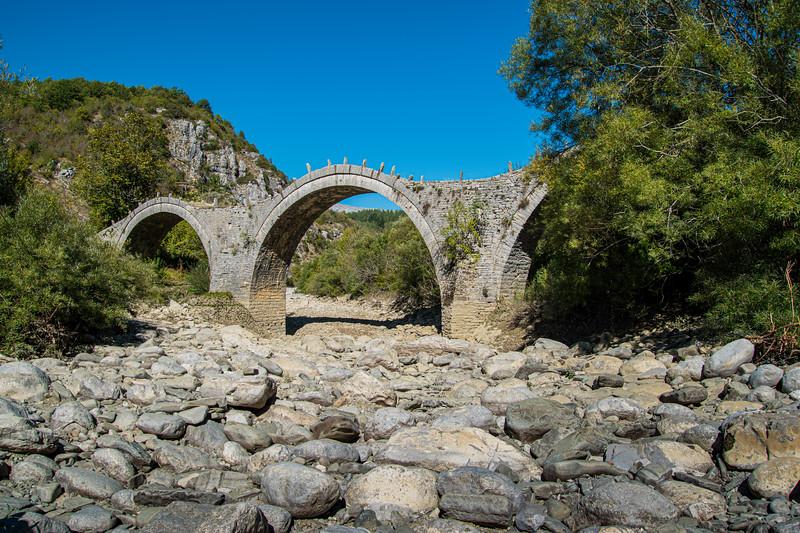 Plakidas Bridge  Zagoria near Kipoi