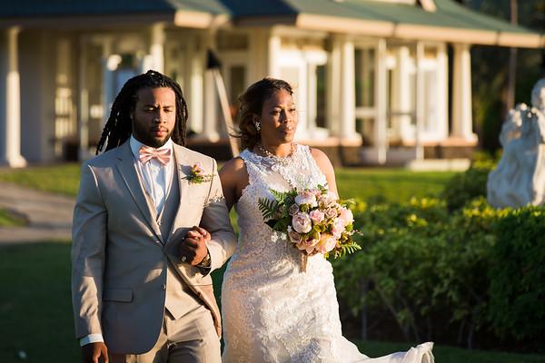 Michelle & Tyrone