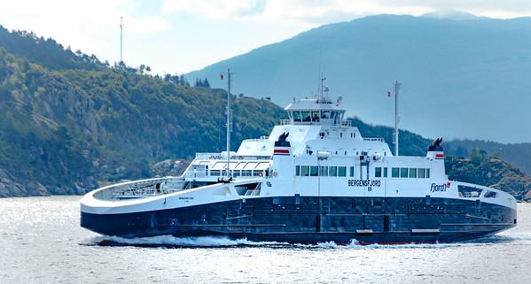 Norwegian Ferries