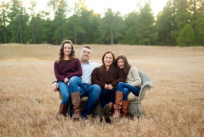Burke Family 2014