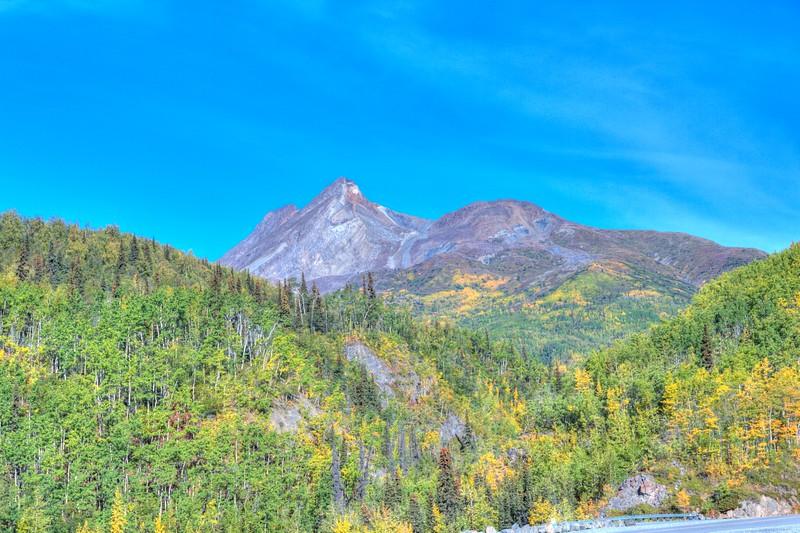 Mountains, Glenn Scenic Highway