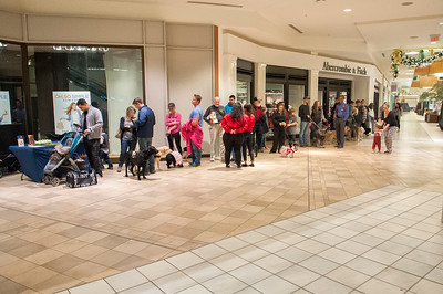 Santa Paws @ Northlake Mall 11-19-17 by Jon Strayhorn