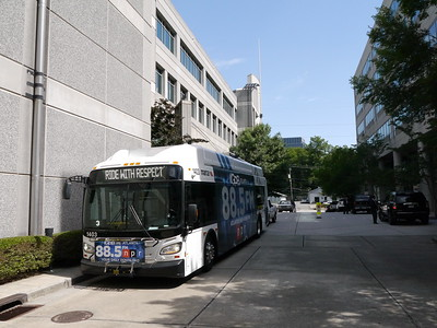 MARTA Bus/OUTFRONT Media visit