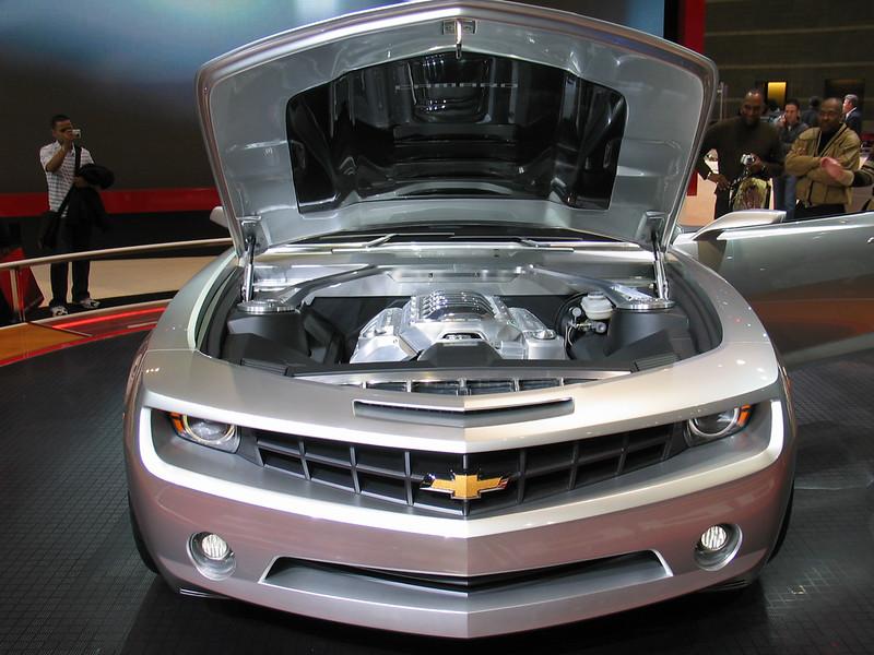 Concept: Chevrolet Camaro