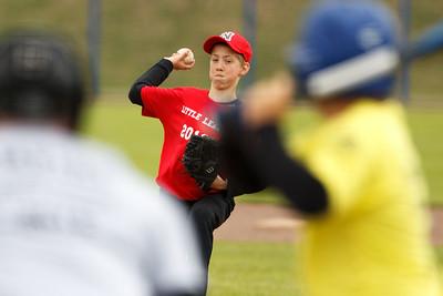 NK 2016 Little League in Hoofddorp (18-06-2016)