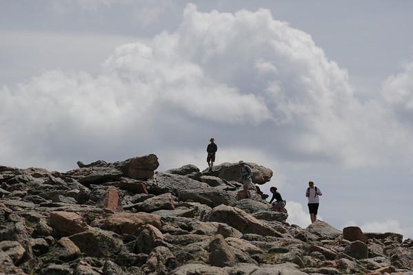 Mt Bierstadt Hike
