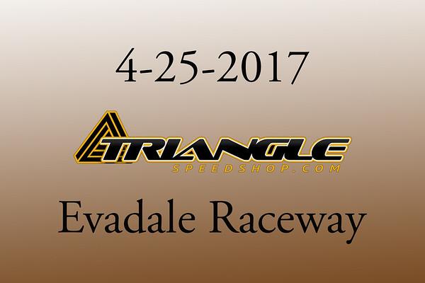4-25-2017 Evadale Raceway