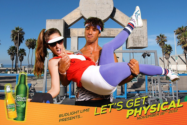 Budlight Lime Party 2012 (Let's Get Physical)