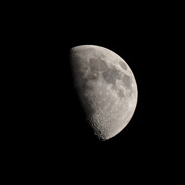 Waxing Gibbous 1st May 2020