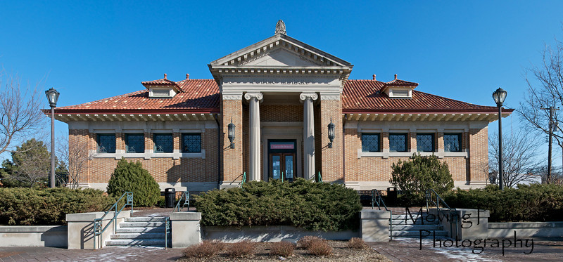Carnegie Library - Corryville - Opened April 2, 1907