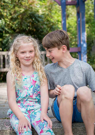 Gavin & Lillie