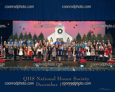 QHS National Honor Society 2014