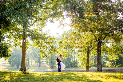 Stephanie & Christopher : Anger, NC