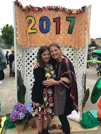 Hanna's 5th grade graduation