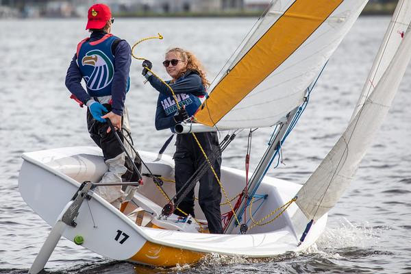 Salve Sailing at MIT - October 2021
