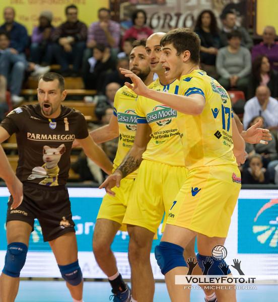 SIR Safety PERUGIA vs Casa MODENA 7ª Giornata Andata - Campionato Italiano di Volley Maschile Serie A1 2012/13