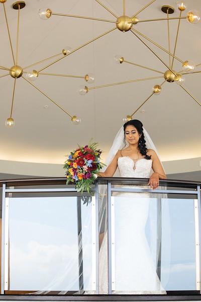 LeCapeWeddings Chicago Photographer - Renu and Ryan - Hilton Oakbrook Hills Indian Wedding -  349.jpg