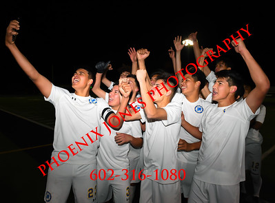 2-25-2020 - Carl Hayden Community v Sunnyside Boys Soccer - 5A Final