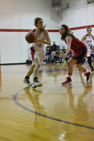 FWC JV Basketball  12-16-2016