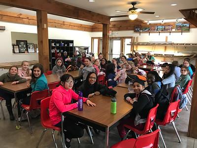 Sixth Grade Sprout Creek Trip