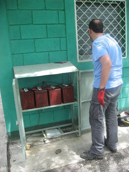 Site Visits- La Trinidad, Boaco