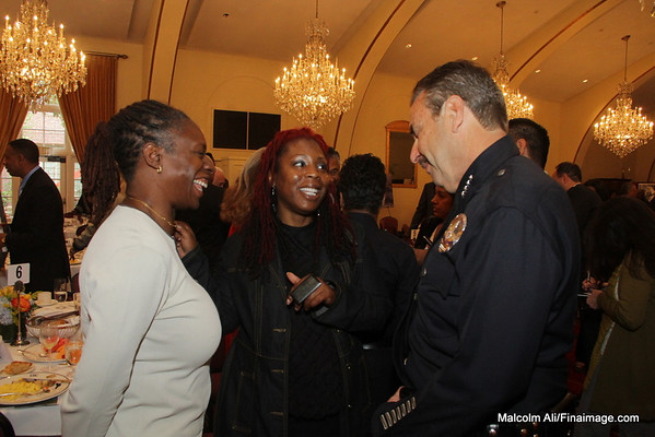 LAPD - Martin Luther King Awards Breakfast 1-14-2012