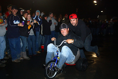 Club Wago Big Wheel Races