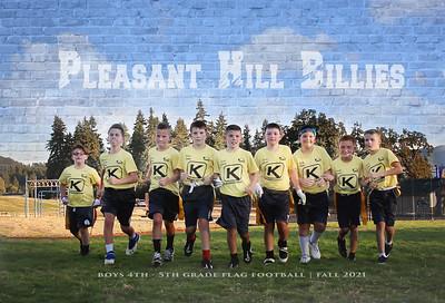 PH Boys 4-5 grade Flag Football